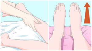 Як зменшити набряк ног