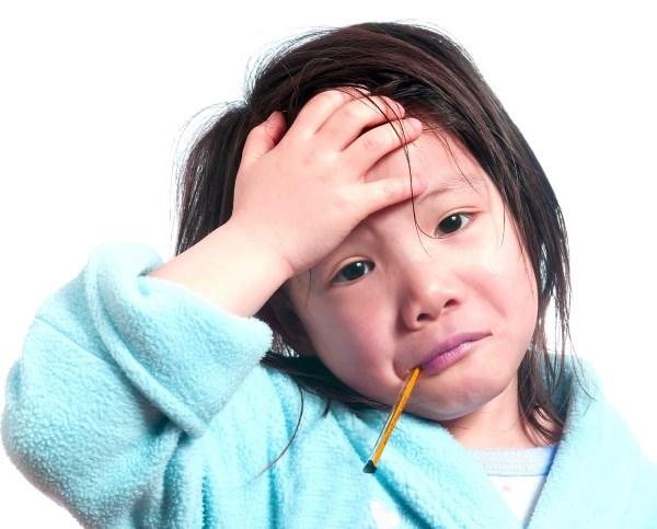 Температура при аллергии миф или естественный симптом