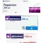 Лекарства от глистов у человека – все антигельминтные препараты