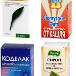 Отхаркивающие средства от кашля, при бронхите, пневмонии