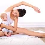 Как убрать живот после кесарева сечения, беременности и родов в домашних условиях