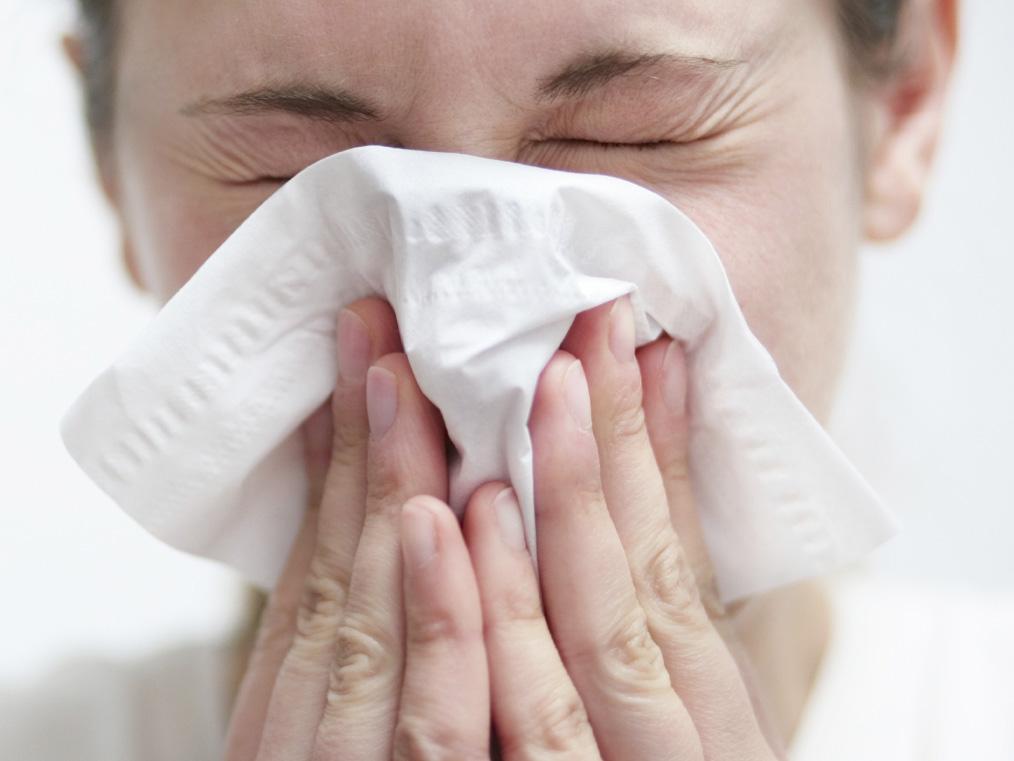 Ознаки, симптоми алергічного риніту