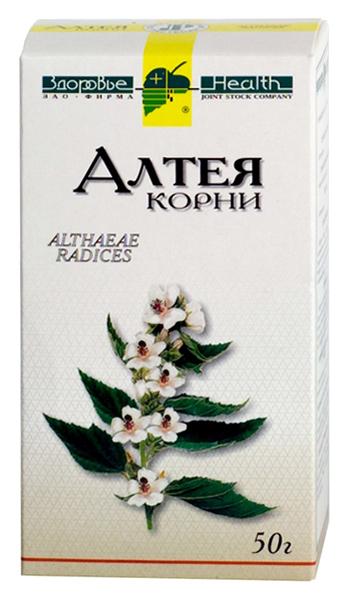 Коріння алтея