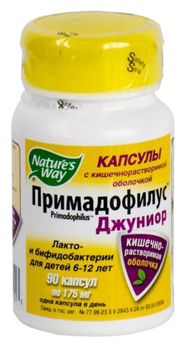 Примадофилус капсули