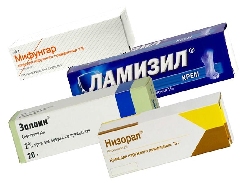 Какие таблетки пить при грибке ногтей на ногах отзывы