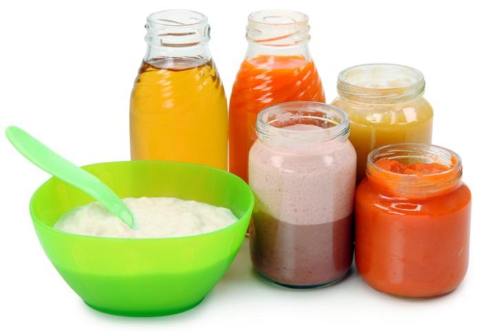 Як вводити прикорм дитині - таблиця прикорму дітей до року
