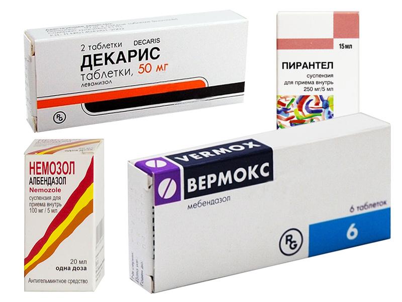 препарати від паразитів