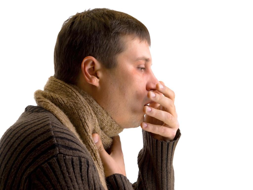Типові перші ознаки пневмонії у дорослих