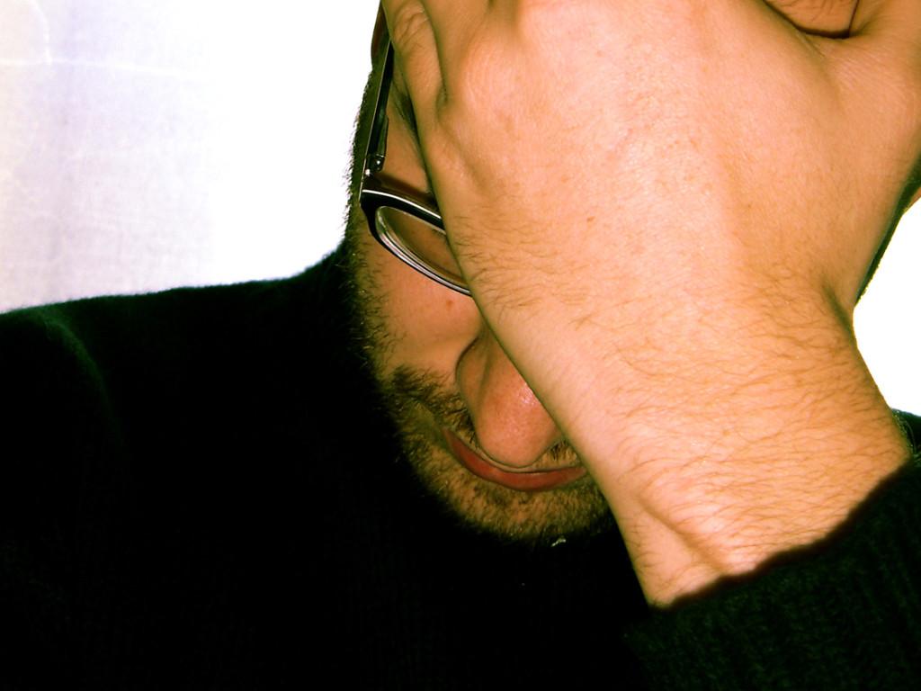 Головний біль в ділянці лоба