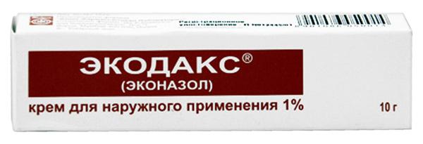 Экодакс крем
