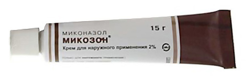 Микозон крем