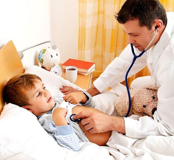 Лікування ларингіту у дітей принципи терапії, ліки, препарати