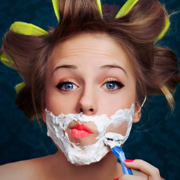 Чому росте волосся на обличчі у жінок, причини і лікування гірсутизму